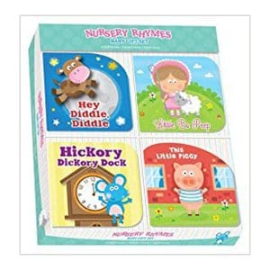 Nursery Rhymes Baby Gift Set
