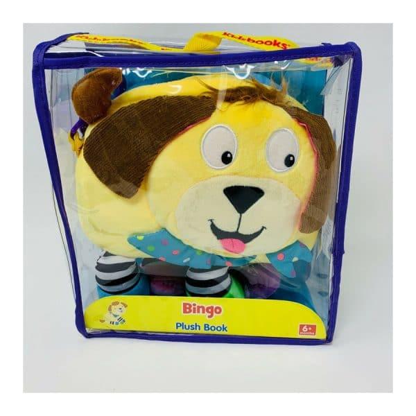 Jiggle & Discover Bingo