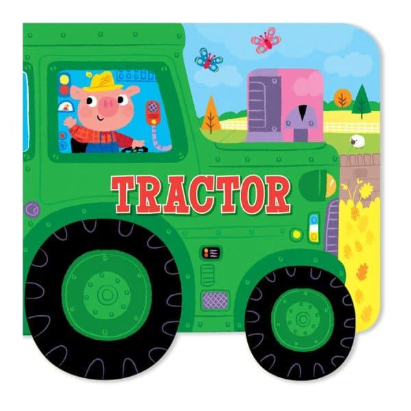 Tractor Board book