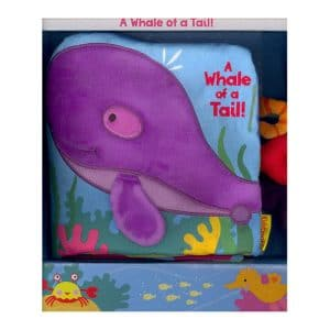 Tails Books: A Whale of a Tail!