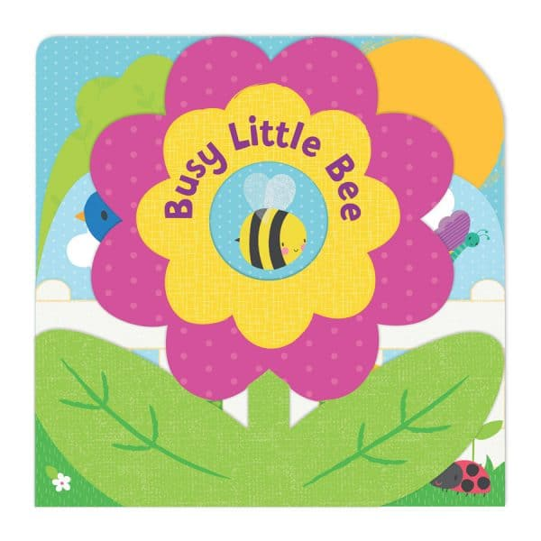 Busy Little Bee Board book