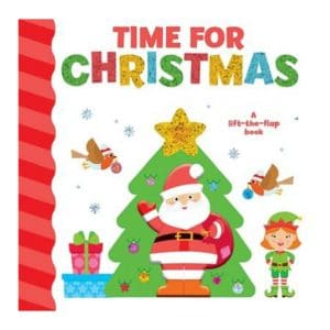 Time for Christmas Board book