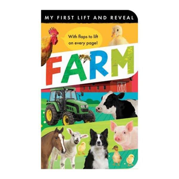 Farm Board book Lift the flap