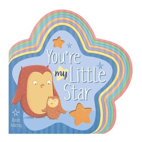 You're My Little Star Board book