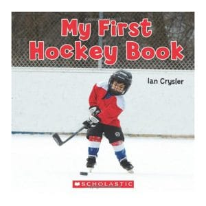 My First Hockey Book Board book