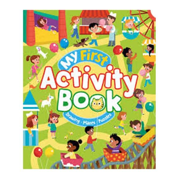 My First Activity Book Paperback