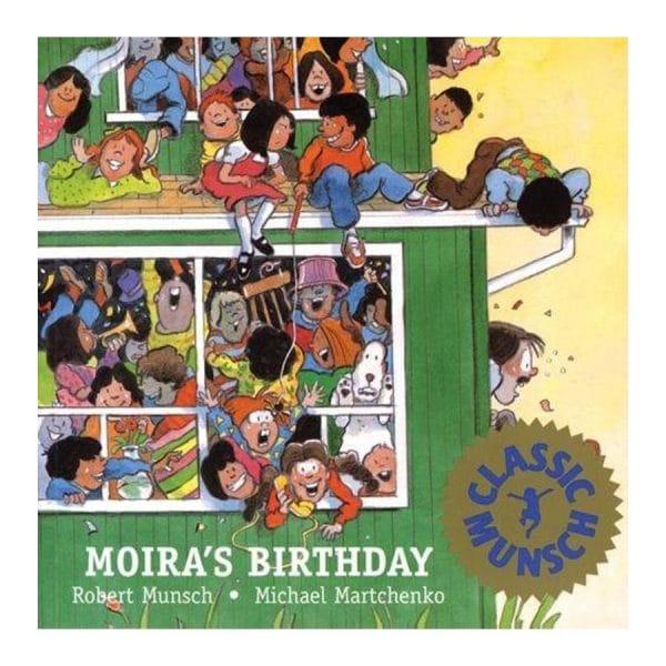 Moira's Birthday Hardcover