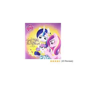 My Little Pony: Good Night, Baby Flurry Heart Hardcover