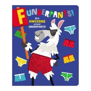 Funderpants! Board book