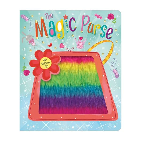 The Magic Purse Board book