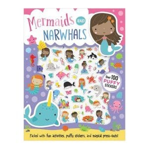 Mermaids and Narwhals Paperback
