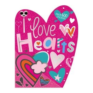 I Love Hearts Paperback