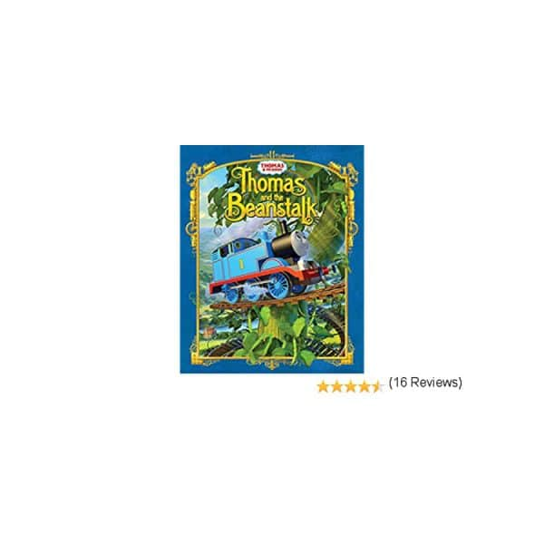 Thomas and the Beanstalk (Thomas & Friends) Hardcover