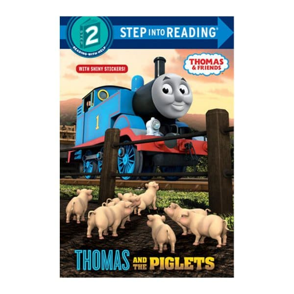 Thomas and the Piglets (Thomas & Friends) (Step into Reading)