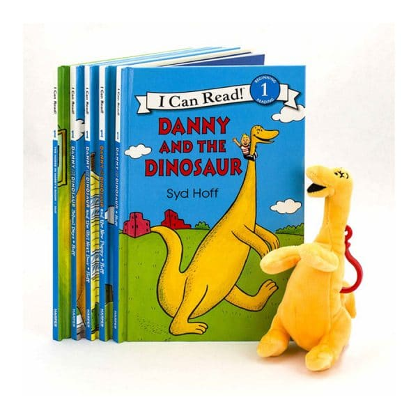 Danny and The Dinosaur : I Can Read