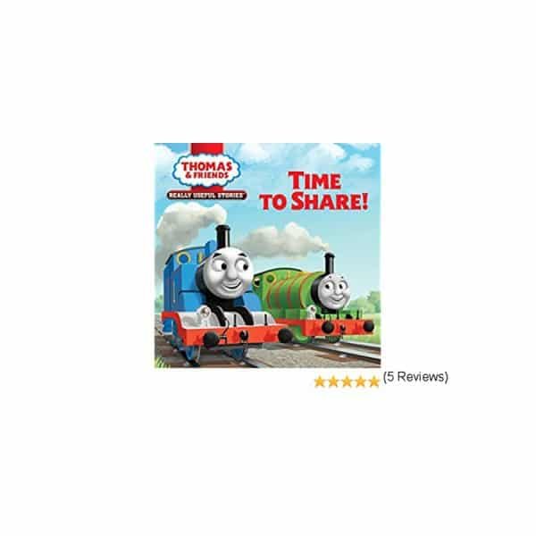 Thomas & Friends Really Useful Stories No. 1: Time to Share! Hardcover