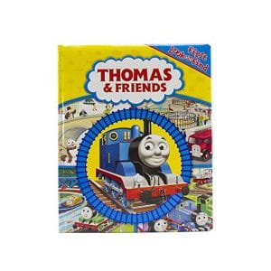 Thomas & Friends - First Look and Find