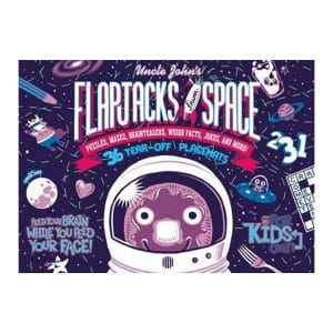 Uncle John's Flapjacks from Space: 36 Tear-off Placemats Paperback