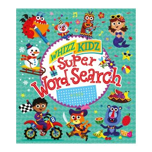 Whizz Kidz: Super Word Search Paperback