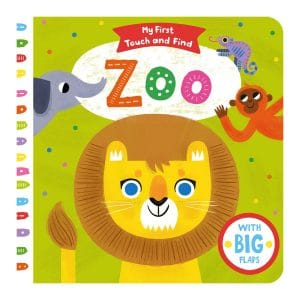Zoo (My First Touch and Find) Board book – Touch and Feel