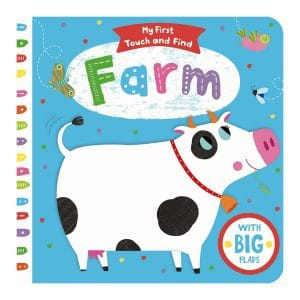 Farm (My First Touch and Find) Board book