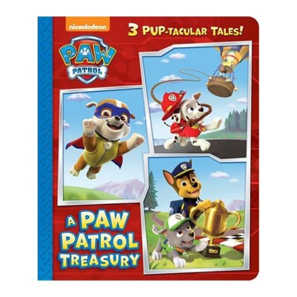 Paw Patrol A Paw Patrol Treasury