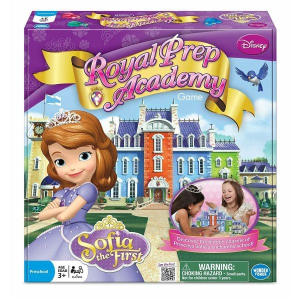 Disney Sofia the First Royal Prep Academy Game