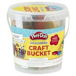 Play Doh Art and Activity Artist Bucket