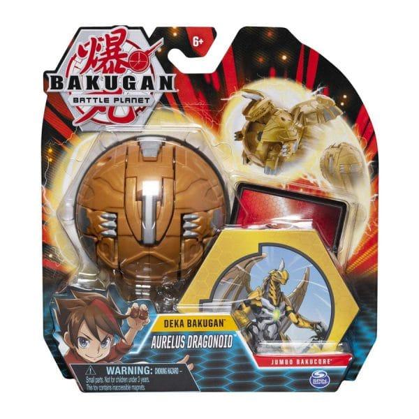 Bakugan Deka Ball Aurelus Dragonoid