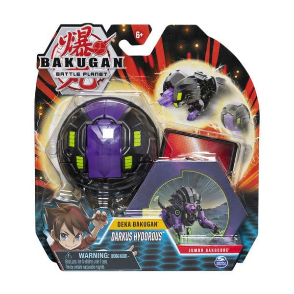 Bakugan Deka Ball Darkus Hydorous