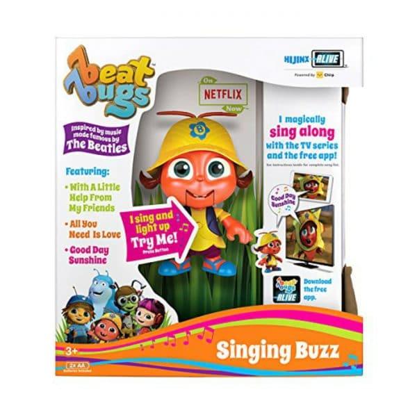 Beat Bugs Singing Buzz