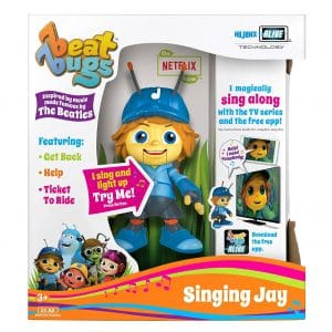Beat Bugs Singing Jay
