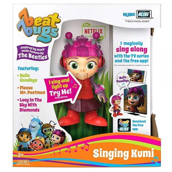 Beat Bugs Singing Kumi