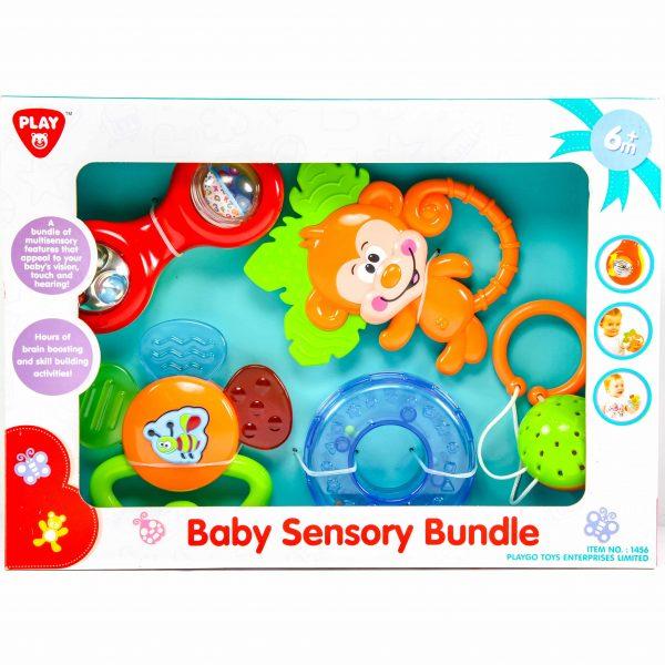 Playgo Baby Sensory Bundle
