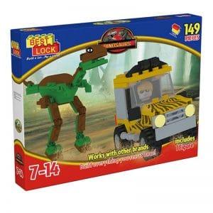 T Rex Blocks Set 149 Pieces