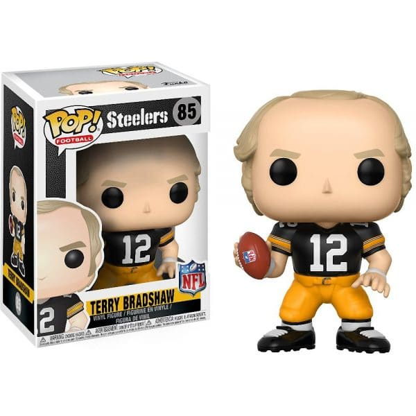 Pop NFL Football Figure Terry Bradshaw