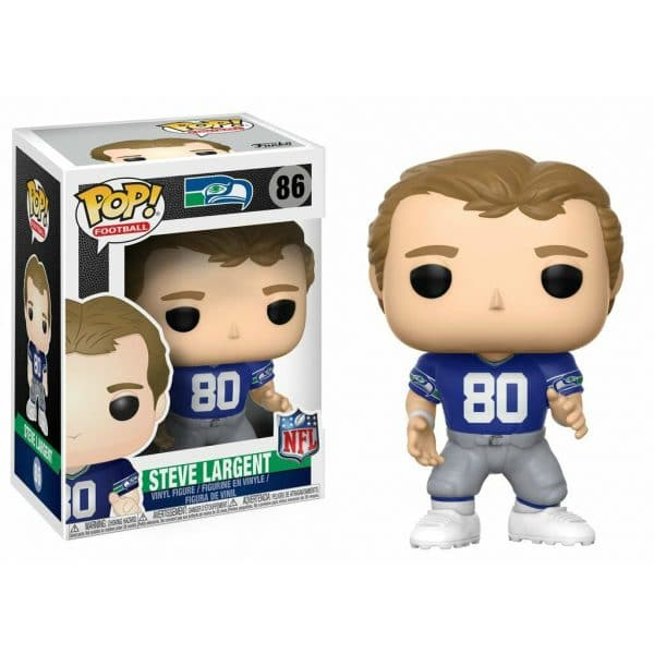 Pop NFL Football Figure Steve Largent