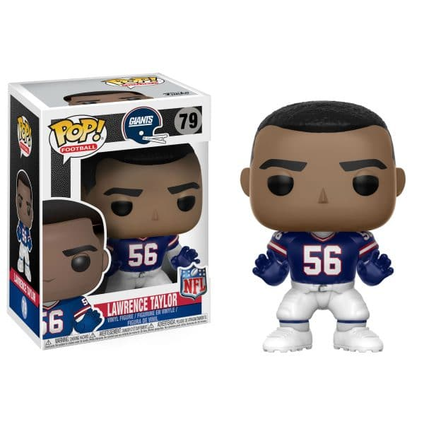 Pop NFL Football Figure Lawrence Taylor