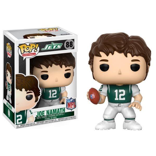 Pop NFL Football Figure Joe Namath