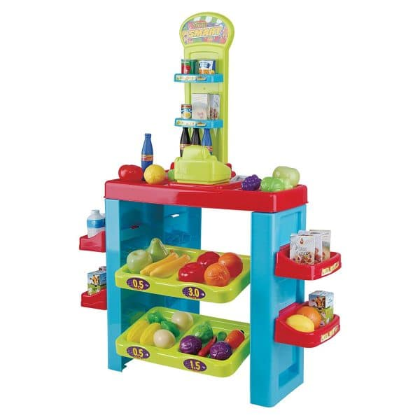 Playgo My Supermarket Set 46 Pcs