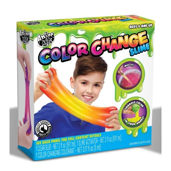Anker Art Color Change Slime