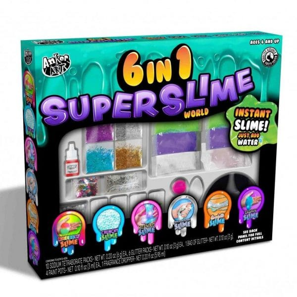 Anker Art 6 in 1 Super Slime
