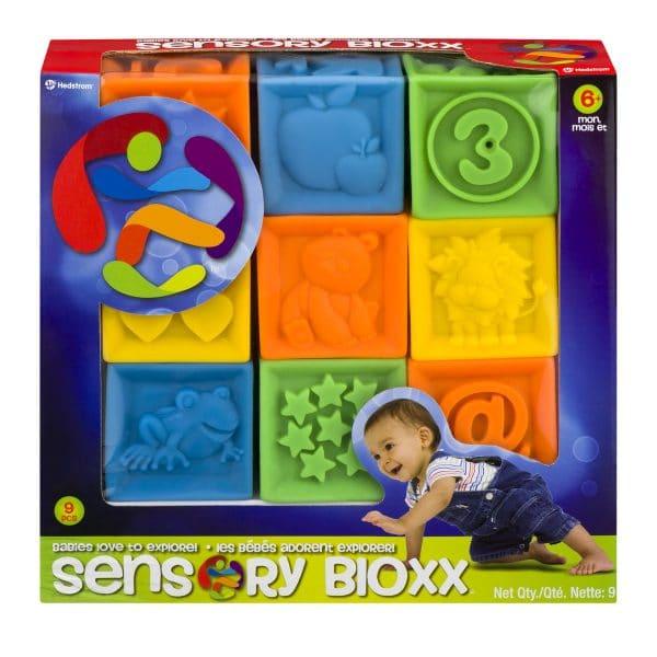 Sensory Bloxx 9 Piece Set