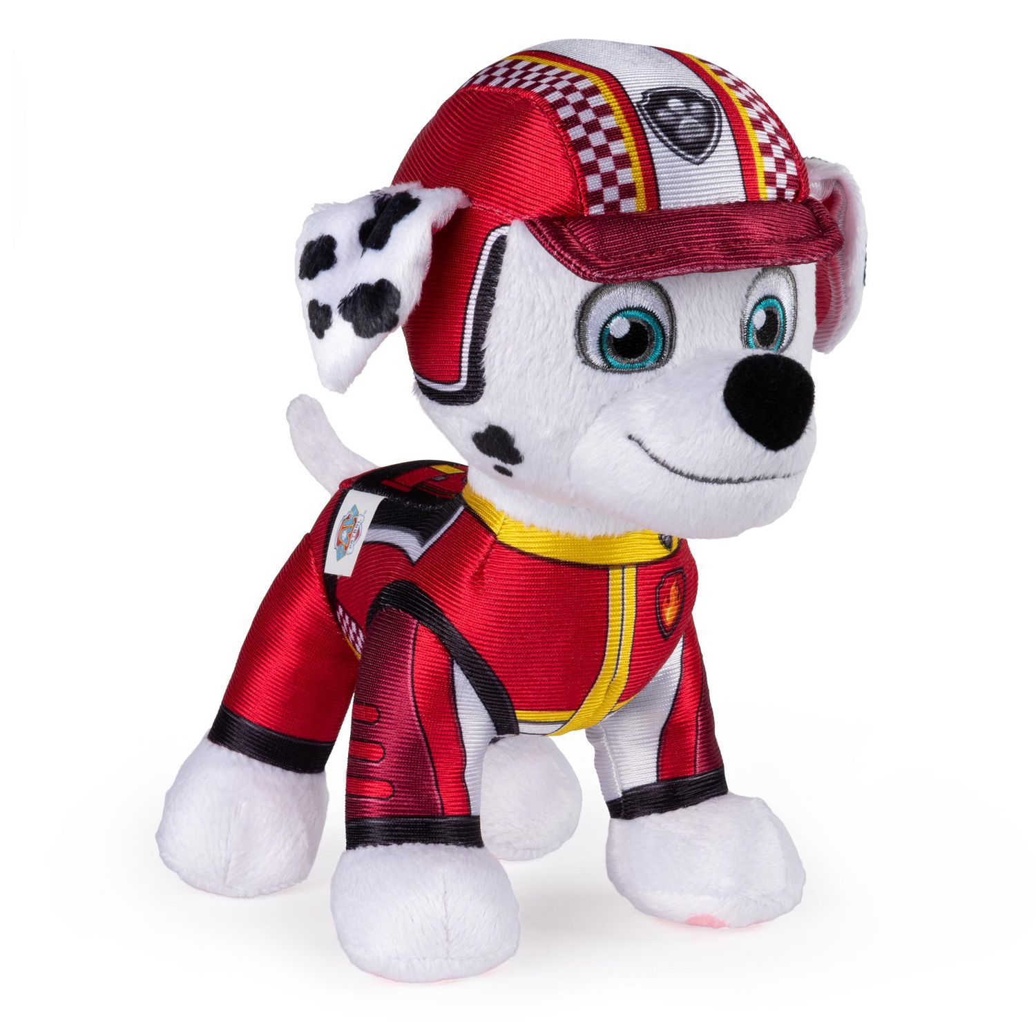Paw Patrol Ready Race Rescue Marshall Plush | Samko & Miko ...