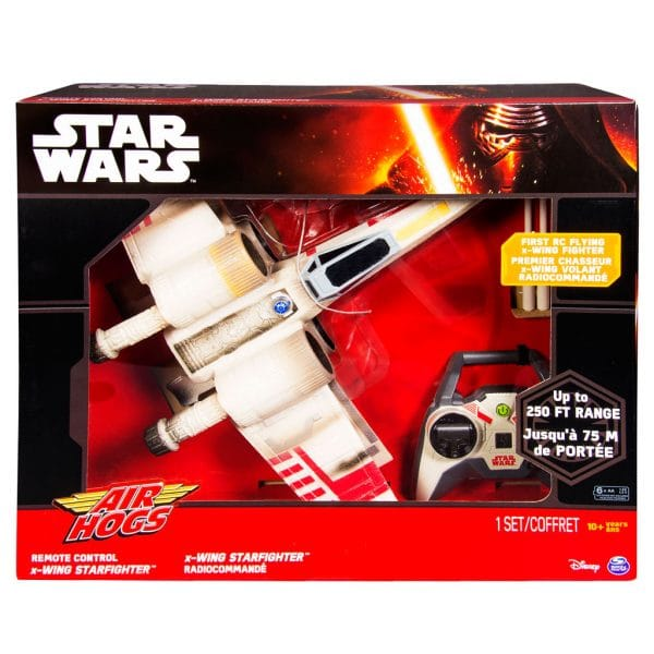 Air Hogs Star Wars X wing Fighter