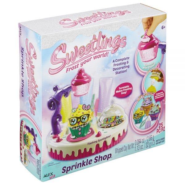 Alex Sweetlings Sprinkle Shop