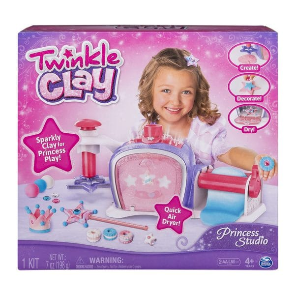 Twinkle Clay Princess Studio