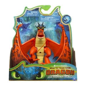 How to Train Your Dragon Hookfang Action Figure