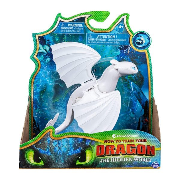 How to Train Your Dragon Lightfury Action Figure