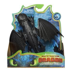 How to Train Your Dragon Toothless Action Figure